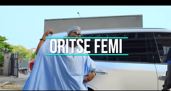 VIDEO: Oritse Femi - MAKE AM
