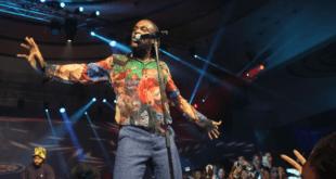 PHOTOS: Burna Boy's 2018 Most Anticipated Concert 'Burna Live'