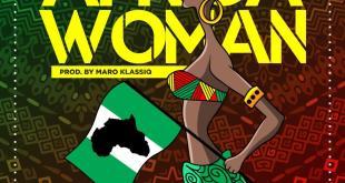 E-Go - African Woman