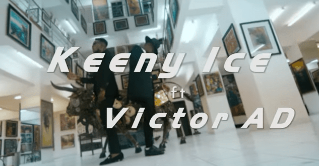 VIDEO: Keeny Ice ft. Victor AD – EBE GOD