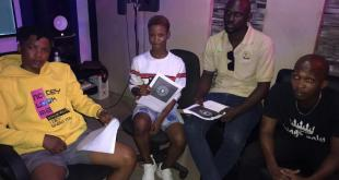 """Producer, Id-Cleff Signs new Artist to Label """"BICMG"""" (Photos)"""