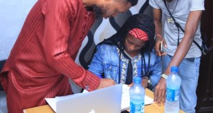 Young Debhie Gets Her First Endorsement Deal (Photos)