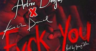 Donsun - Fvck You (Cover) ft Kizz Daniel