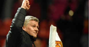 "BREAKING NEWS: Manchester United designate ""Ole Solskjaer"" As Permanent Manager"