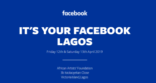 Facebook To Hold a Pop-up Event in Lagos, Here Is How You Can Attend