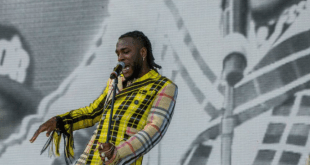 See How Burna Boy Thrilled The Crowd At #Coachella 2019