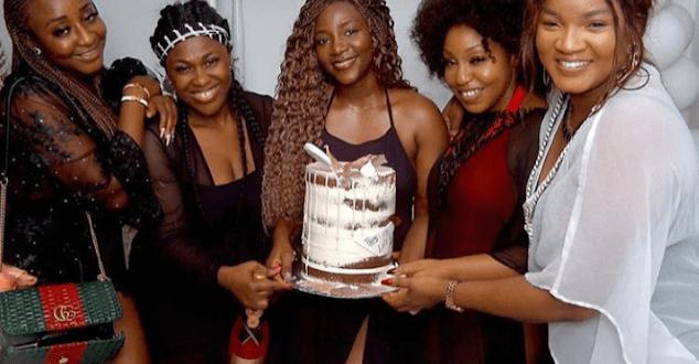 Veteran Nigerian Actress Genevieve Nnaji's 40th Birthday Photos