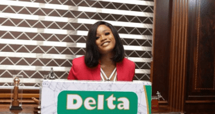 CeeC Talks About Grace, As She Becomes Brand Ambassador For Delta Soap