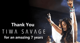 After 7 Years Tiwa Savage Exits Don Jazzy's Mavin Records Label