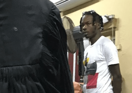 First Picture Of Naira Marley After EFCC Arrest