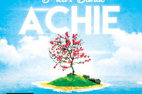 B-Red x Davido – Achie