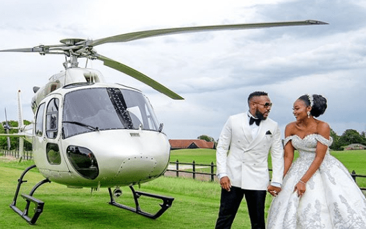 Amazing Photos From CEO Sony Music West Africa, Michael Ugwu's Wedding