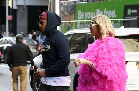 Wendy Williams Steps out Stylishly on a Date with 27 Year Old Marc Tomblin