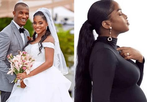 Nollywood Actor Gideon Okeke and wife expecting a baby