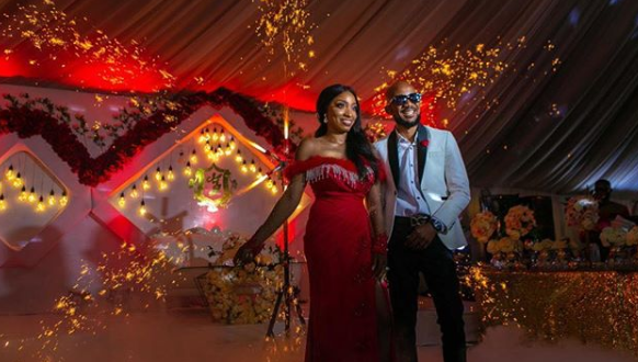 See Amazing Photos from The 1Shot's Wedding