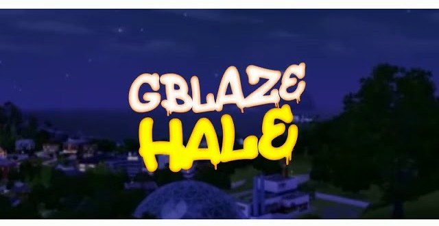 LYRICS VIDEO: GBlaze - HALE