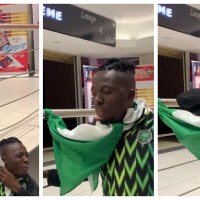 Comedian Akpororo Commits Suicide After Nigeria Lose To Algeria #ALGNGA