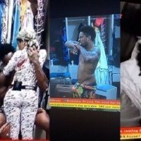 BBNAIJA: Mercy and Ike Caught Having S3x Last Night (VIDEO)