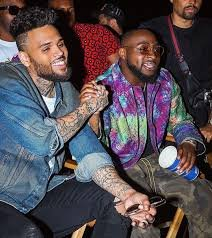 UNBELIEVABLE! Chris Brown Features Davido in New Song