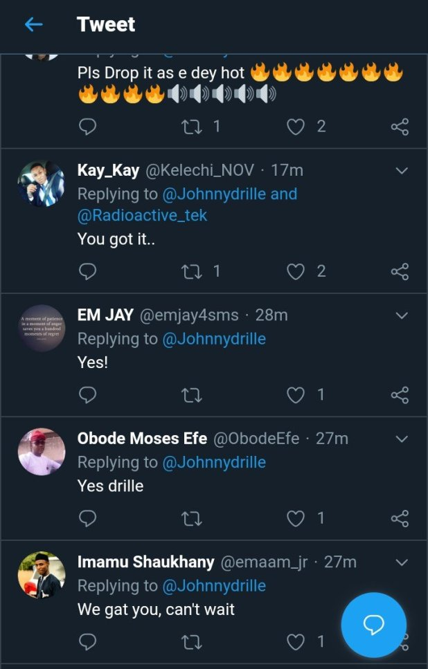 I'm About Release The Greatest Love Song Ever – Johnny Drille brags