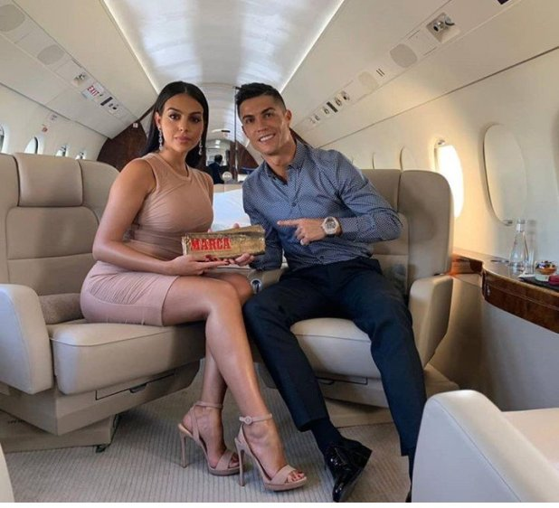 Cristiano Ronaldo enjoy sex