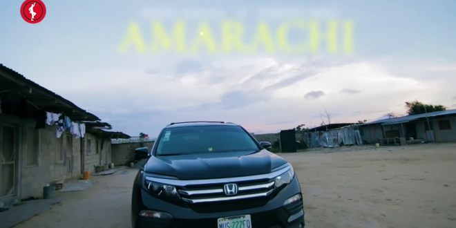 Broda Shaggi ft. Johnny Drille – Amarachi