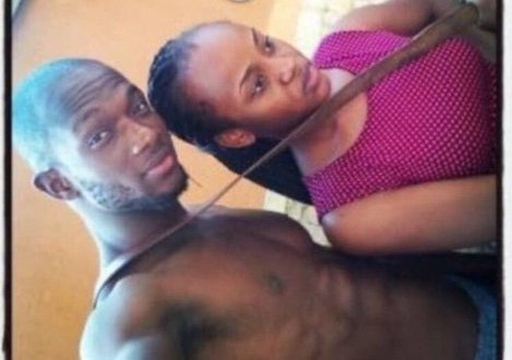 Chioma's ex boyfriend shares pictures with Chioma, Davido fans reacts