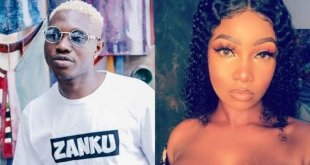 """You Lost Headies Awards the Day You Dissed Tacha"" – Tacha Fans Tells Zlatan"