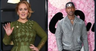 BREAKING! Adele and Skepta Reportedly Dating