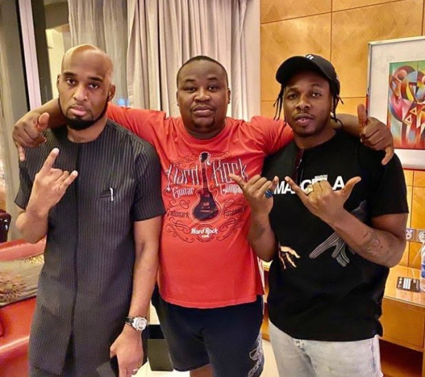 Runtown and Eric Many Settles Issues, Clubs With Burna Boy