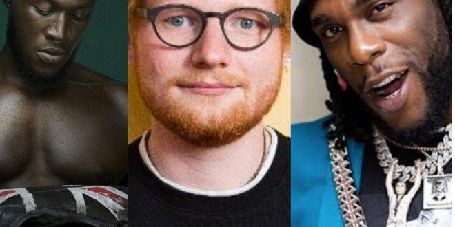 "Stormzy Feat Ed Sheeran and Burna Boy, ""Heavy in the Head"" Album Tracklist"