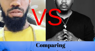 FULL STATISTICS: Comparing Phyno VS Olamide Who is better? Who is winning?
