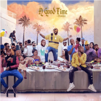 Davido - Intro (A Good Time)