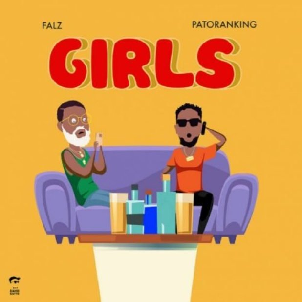 Falz and Patoranking
