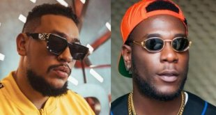 """AKA trying to resurrect his career through Burna Boy the African Giant"" – Man Tweets"