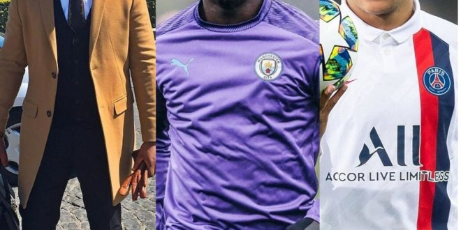 Mendy, Mbappe and Ndombele Sends Shout Out to HushPuppi (SEE VIDEO)