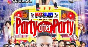 MIXTAPE: Dj Dollombolo - Party after Party Mix