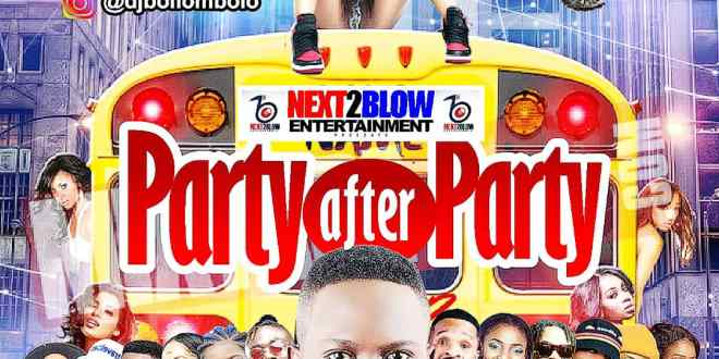 MIXTAPE: Dj Dollombolo - Party after Party Mix