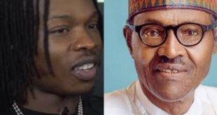 """Buhari is a very Bad Leader"" - Naira Marley Blasts Presidency"