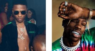 "Wizkid Joins 21 Savage, Young Thug, Others on Travis Scott's ""JACKBOYS"" album"