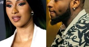 "Cardi B Jumps on Davido's ""Fall"", Could We Be Getting a Remix? (SEE VIDEO)"