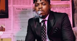 UNBELIEVABLE! See What Olamide is Teaching his Son (VIDEO)
