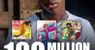 Wow! Rema Hits 100 Million Streams On All Streaming Platforms