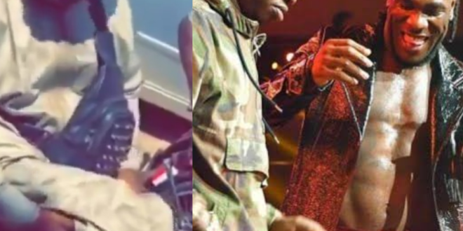 """Emotional Video of a Cripple Dancing 'Gbese' to Burna Boy's """"Killin Dem"""" (SEE VIDEO)"""