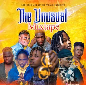 DJ Phamous - The Unusual Mix Vol 2