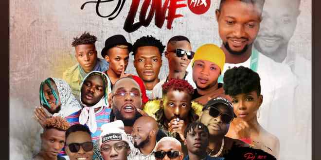 DJ Zee_-_Blast OF Love Mix