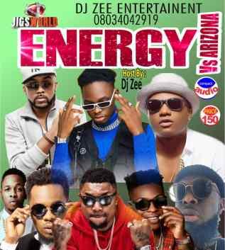 MIXTAPE: DJ Zee - Energy Mix