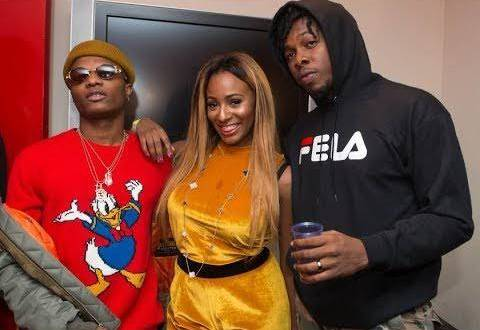 """""""Send me dollars if you need me in your EP"""" – Wizkid tells DJ Cuppy"""