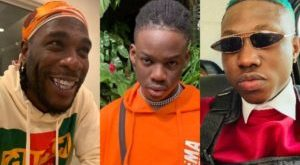 HOTT! Fans Attack Zlatan Ibile and Burna Boy for Ridiculing Rema (Video)