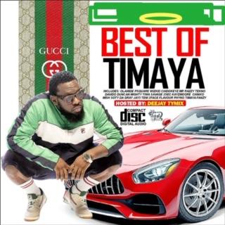 DJ Tymix - Best Of Timaya Mix